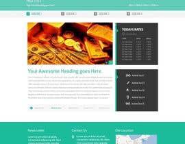 yuva33raaj tarafından Mockup for 1 page of new website design için no 3
