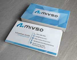 #50 for Design some Business Cards for Mivso by adsignature