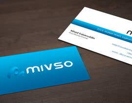 #42 for Design some Business Cards for Mivso by pointlesspixels