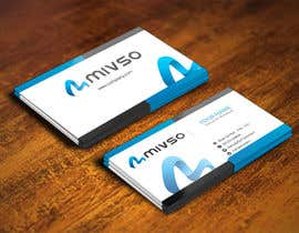 #30 for Design some Business Cards for Mivso by IllusionG