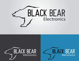 #74 cho Design a Logo for Black Bear Electronics bởi IvanNedev
