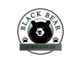 #52 cho Design a Logo for Black Bear Electronics bởi nix418