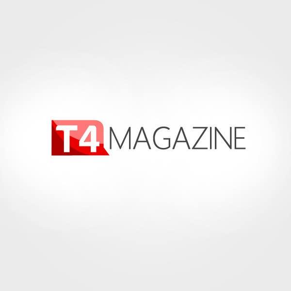 Penyertaan Peraduan #                                        172                                      untuk                                         Design a Logo for a tech news website