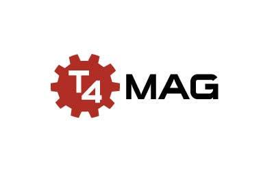 Penyertaan Peraduan #                                        136                                      untuk                                         Design a Logo for a tech news website