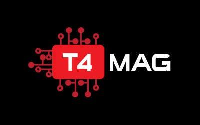 Penyertaan Peraduan #                                        164                                      untuk                                         Design a Logo for a tech news website