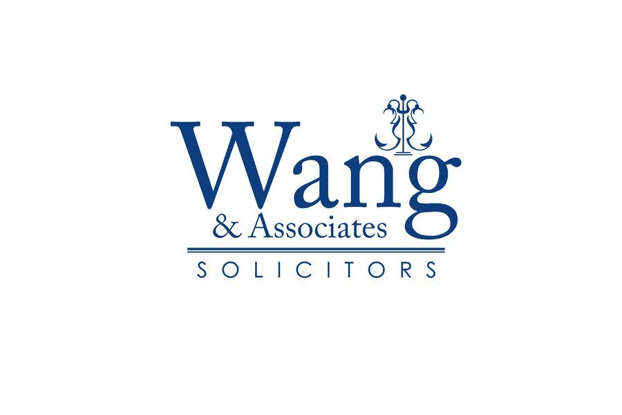 Bài tham dự cuộc thi #                                        47                                      cho                                         Logo Design for Wang & Associates Solicitors