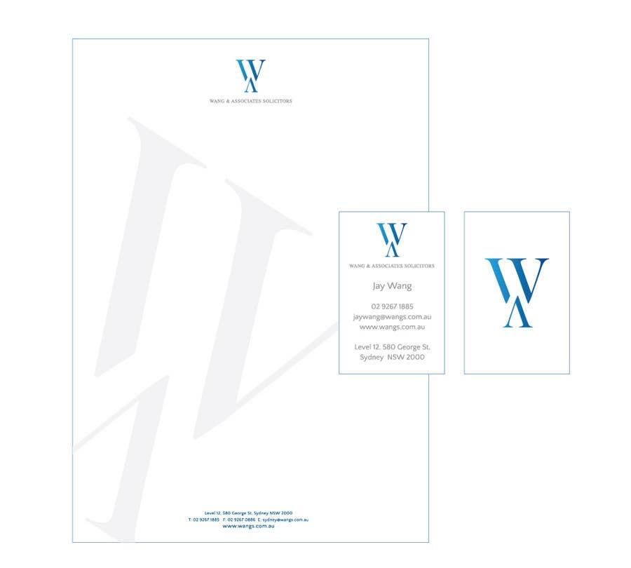 Bài tham dự cuộc thi #                                        49                                      cho                                         Logo Design for Wang & Associates Solicitors