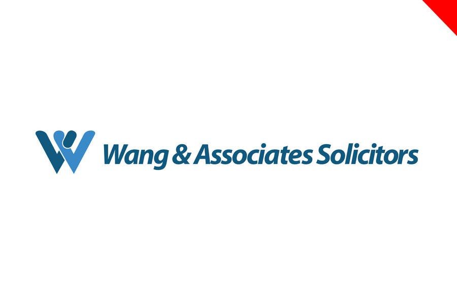 Contest Entry #28 for Logo Design for Wang & Associates Solicitors