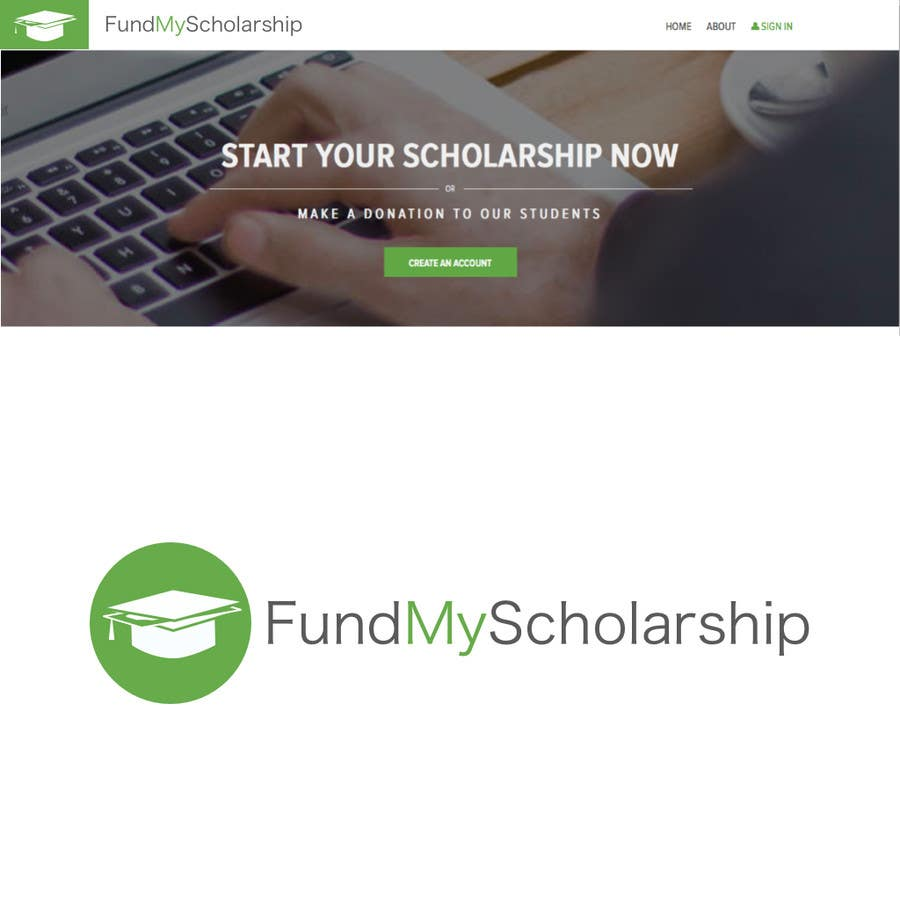 Penyertaan Peraduan #                                        90                                      untuk                                         Design a Logo for Scholarship Site