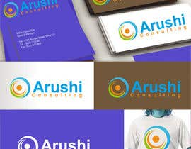 #324 cho Logo Design for Arushi Consulting bởi csdesign78