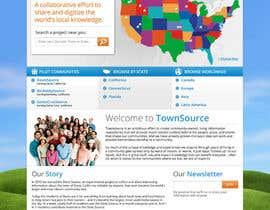 #9 for Website Design for TS Project af wademd