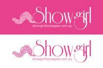 Design a Logo and Image for Girl's Horse Riding Clothes için Graphic Design6 No.lu Yarışma Girdisi