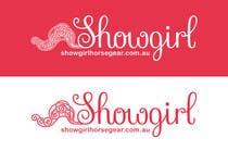 Design a Logo and Image for Girl's Horse Riding Clothes için Graphic Design7 No.lu Yarışma Girdisi