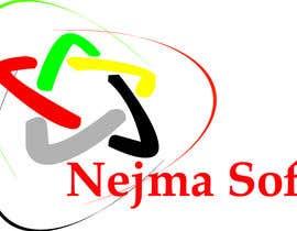 #61 para logo Nejma Soft por mohammadkamal75