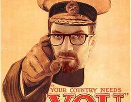 nº 6 pour Change the classic Britain Needs You poster to be Gordon Freeman par hamt85