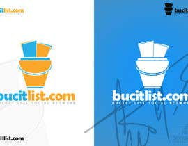 #46 untuk Logo Design for bucitlist.com oleh stanislawttonkow