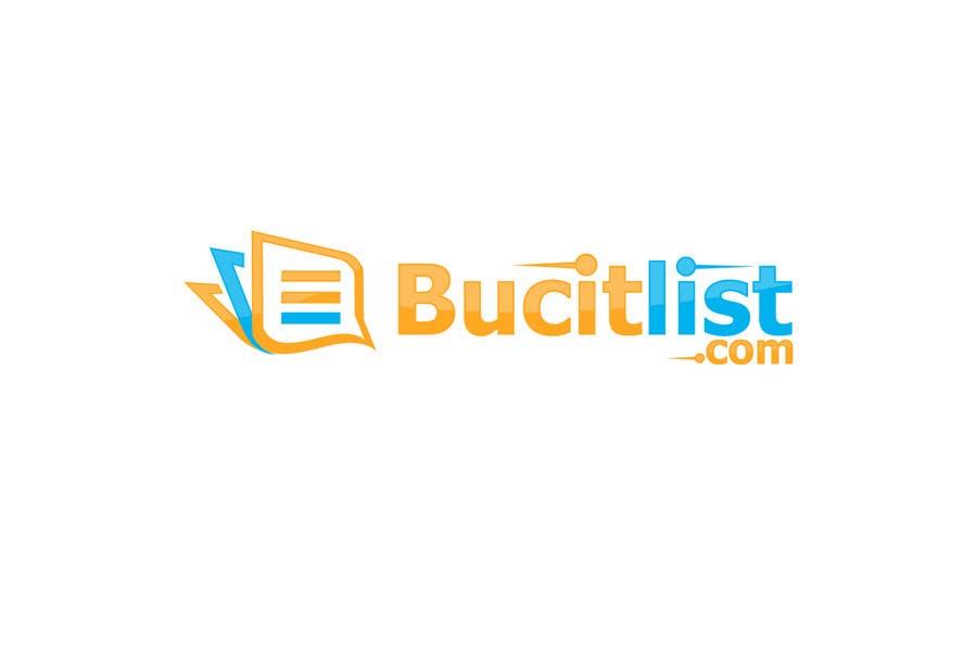 Contest Entry #                                        66                                      for                                         Logo Design for bucitlist.com
