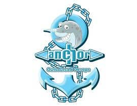 #110 para Sticker Design for Anchor por kenjiecuarto