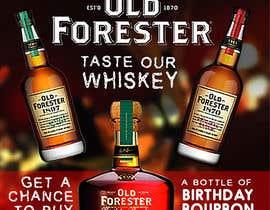 #20 для Old Forester Event Flyer от gerardguangco