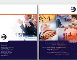 #13 untuk Brochure Design for Avi Technologies Inc. oleh Ollive