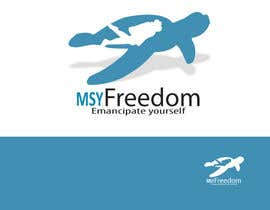 #36 para Logo Design for MSY Freedom por robertcjr