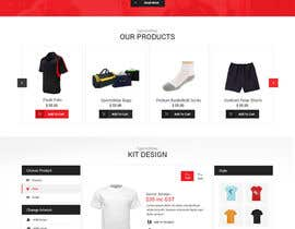 #24 untuk Design a website to include online store and an exclusive customer area oleh syrwebdevelopmen