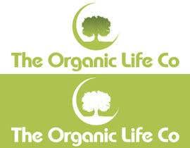 vladspataroiu tarafından Design a Logo for 'The Organic Life Co' için no 45