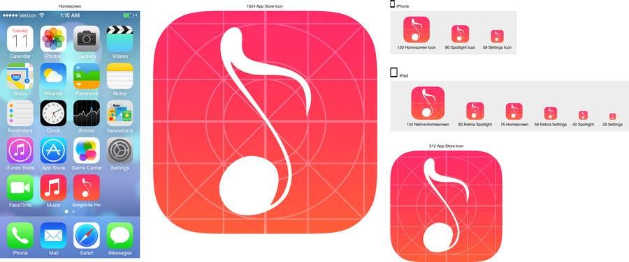 Inscrição nº                                         32                                      do Concurso para                                         App Icon re-design