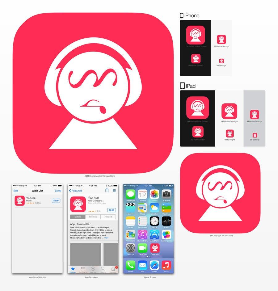 Inscrição nº                                         9                                      do Concurso para                                         App Icon re-design