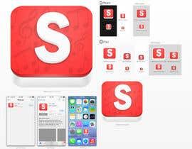 #28 para App Icon re-design por dreamstudios0