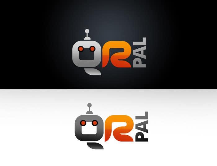 Penyertaan Peraduan #                                        280                                      untuk                                         Logo Design for QR Pal