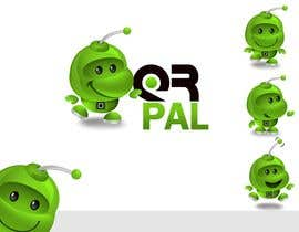 #333 pёr Logo Design for QR Pal nga pinky