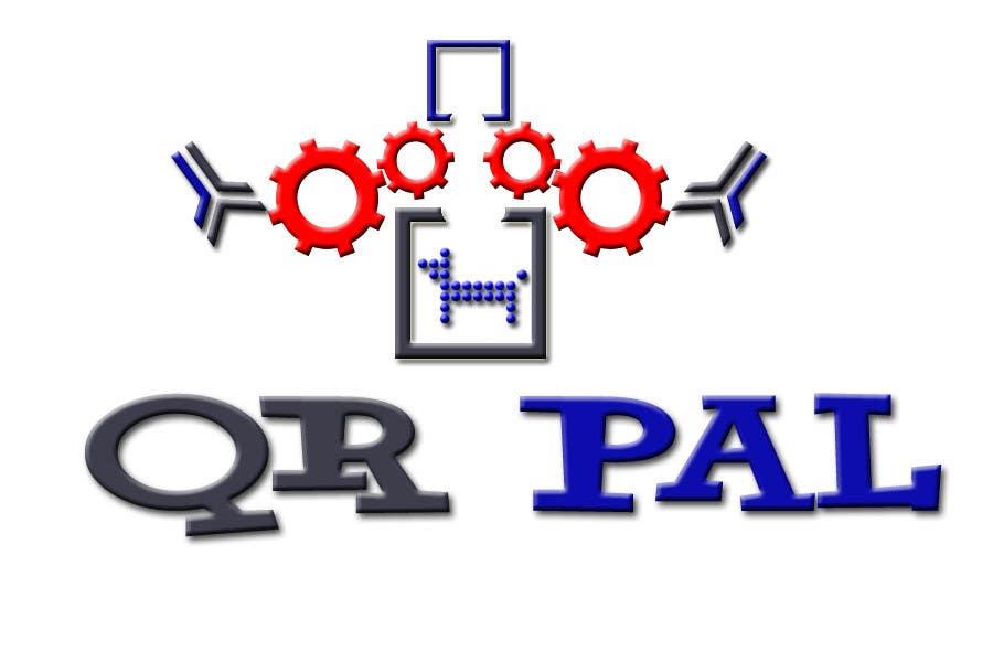 Penyertaan Peraduan #                                        165                                      untuk                                         Logo Design for QR Pal