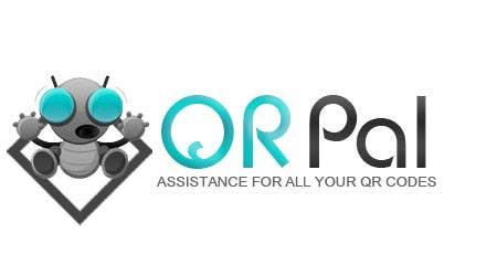 Penyertaan Peraduan #                                        242                                      untuk                                         Logo Design for QR Pal