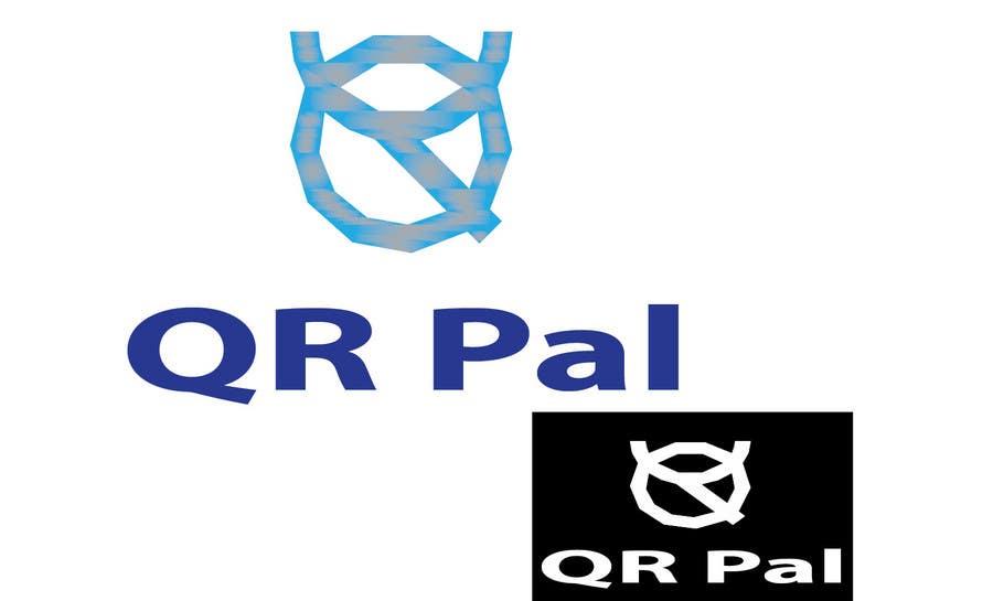 Penyertaan Peraduan #                                        141                                      untuk                                         Logo Design for QR Pal