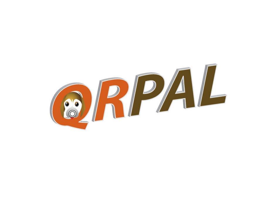 Penyertaan Peraduan #                                        159                                      untuk                                         Logo Design for QR Pal