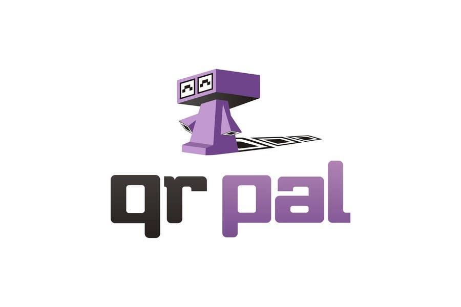 Penyertaan Peraduan #                                        288                                      untuk                                         Logo Design for QR Pal