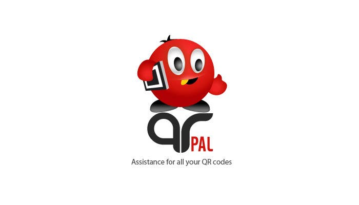 #356 for Logo Design for QR Pal by netdevbiz