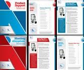 Graphic Design Konkurrenceindlæg #5 for New Brochures - Graphic Design for Pan Abrasives
