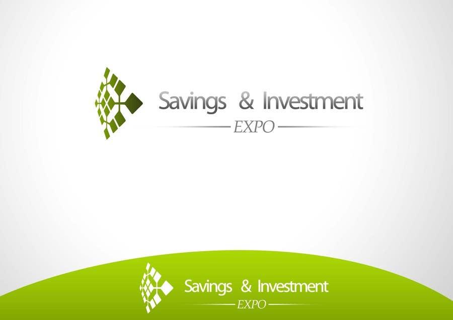 Penyertaan Peraduan #160 untuk Logo Design for Savings and Investment Expo