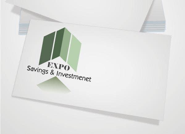 Kilpailutyö #118 kilpailussa Logo Design for Savings and Investment Expo