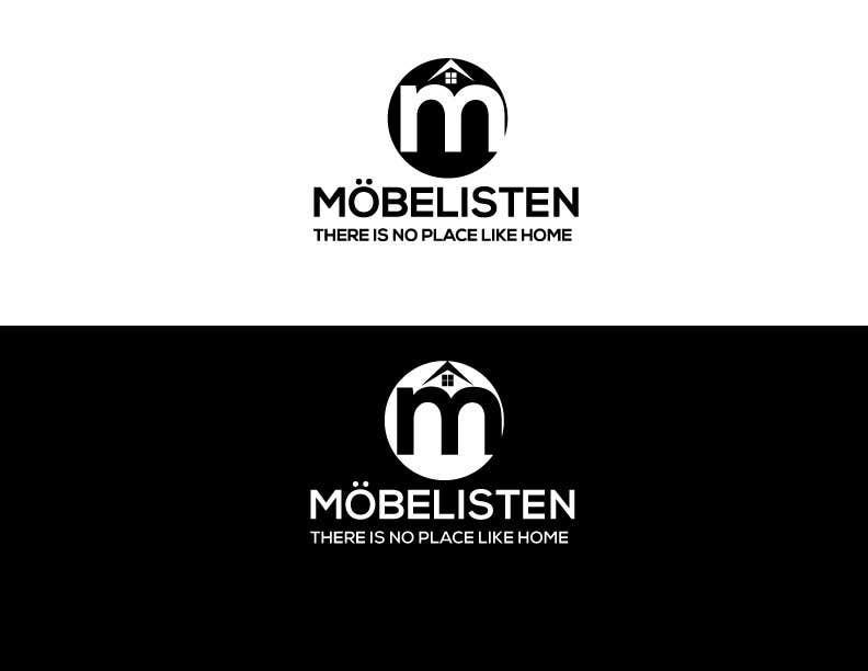 Möbelisten entry 54 by farukparvez for design a logo freelancer