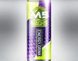 xsquarepl tarafından Energy Drink Logo and Can Design Contest için no 42