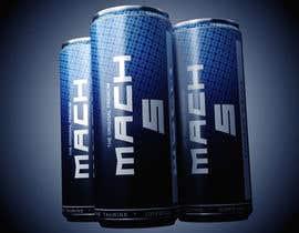 deletehome tarafından Energy Drink Logo and Can Design Contest için no 35