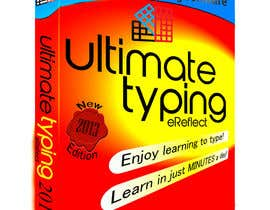 #14 para Print & Packaging Design for Ultimate Typing por SpEJay