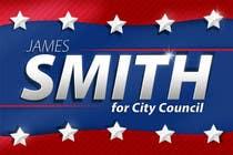 "Graphic Design Intrarea #16 pentru concursul ""Graphic Design for James Smith for City Council"""