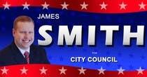 Proposition n° 42 du concours Graphic Design pour Graphic Design for James Smith for City Council