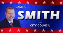 Proposition n° 43 du concours Graphic Design pour Graphic Design for James Smith for City Council