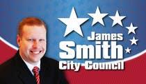 Proposition n° 69 du concours Graphic Design pour Graphic Design for James Smith for City Council