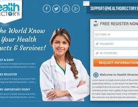 #48 para Deliver a STUNNING Landing Page! por sweetys1